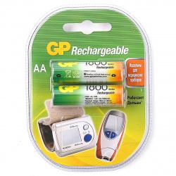 Аккумулятор GP R06 1800 AAHC   2*BL