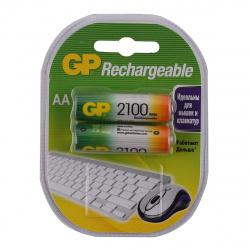 Аккумулятор GP R06 2100 AAHC   2*BL