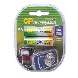 Аккумулятор GP R06 2700 AAHC   2*BL