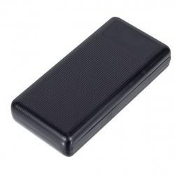 Аккумулятор мобильный PowerBank Buro RLP-30000-B Li-Pol 30000mAh 2A черный 2xUSB